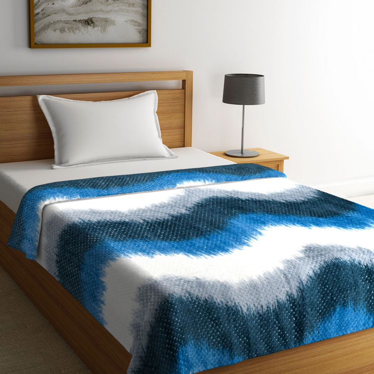 PORTICO Jacquard Single Blanket - 150x220 cm