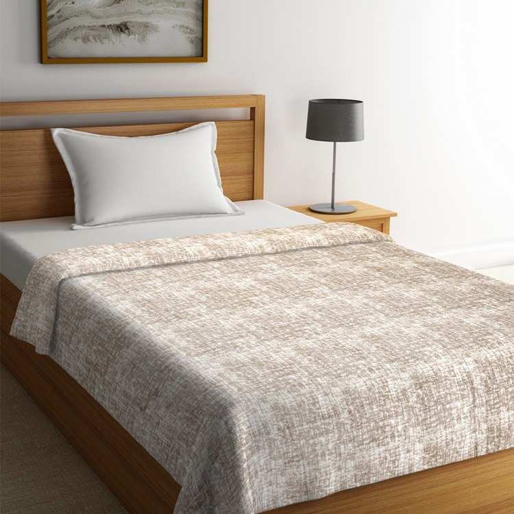 PORTICO NEW YORK Imprints Single Bed Blanket - 150 x 220 cm