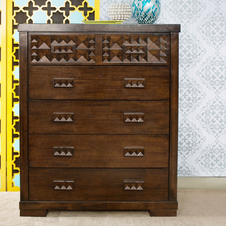 Rio Textured Chest of Drawers