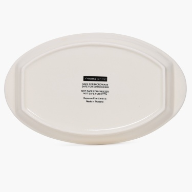 Nice And Easy Microwave Safe Serving Dish - 23 CM