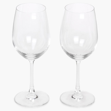 OCEAN Madison White Wine Glasses- 350 ml: 2 Pcs.